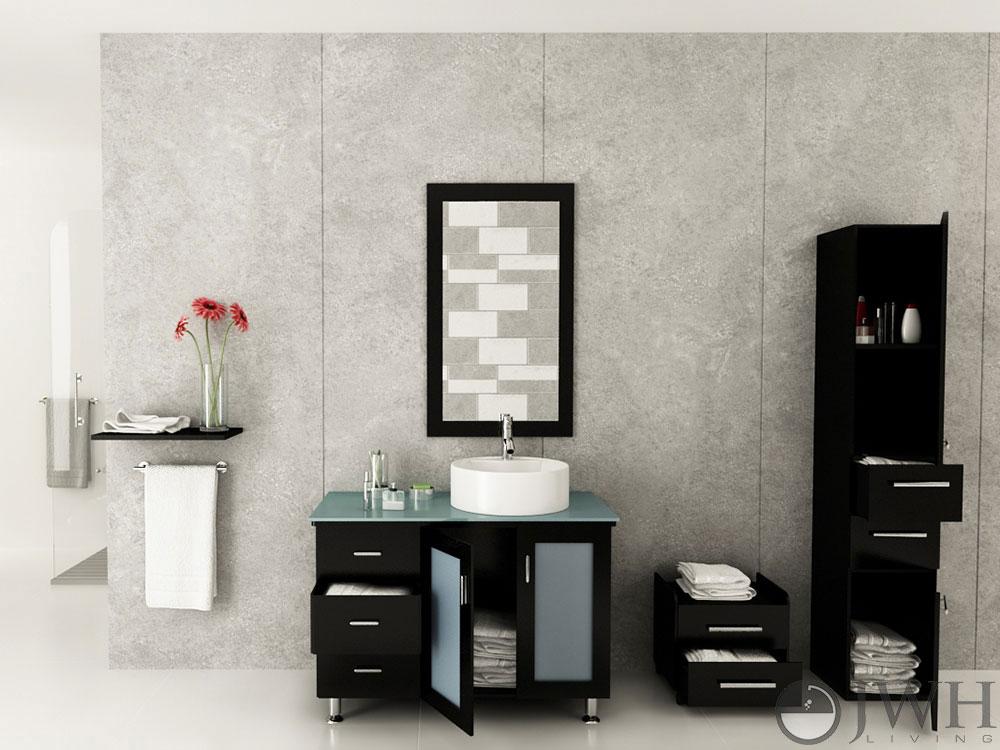 39 Inch Bathroom Vanities