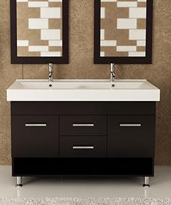"48"" Rigel Double Sink Vanity"