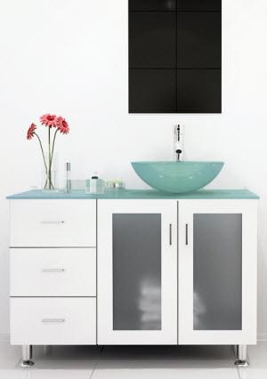 60 Inch Bathroom Vanity With Vessel Sink all bathroom vanitiesjwh living