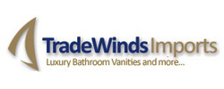 Trade Winds Imports sells JWH Living bathroom vanities